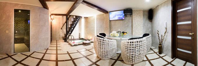 Хамам в Краснодаре. Бани Bali Love Hotel
